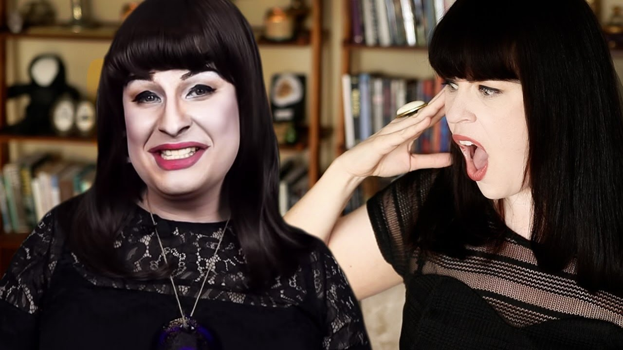 FINE, I'll React to the Ask a Mortician Drag Parody