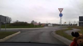 Dumme Situationen in der Fahrprüfung 22 (UPPS!)