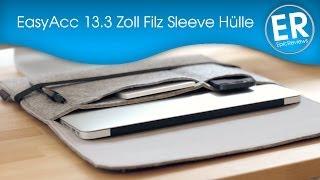 mqdefault - [Amazon.de] EasyAcc 13.3 Zoll Filz Hülle für MacBook für nur 10.99€
