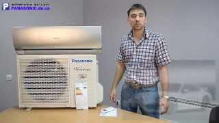 Обзор кондиционера Panasonic серии Flagship (Флагман) - модели CS/CU-HE9NKD, CS/CU-HE12NKD