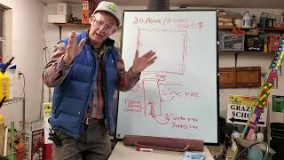 Part 5, final wrap up on implementing grazing operation on 20 acres from scratch. thumbnail