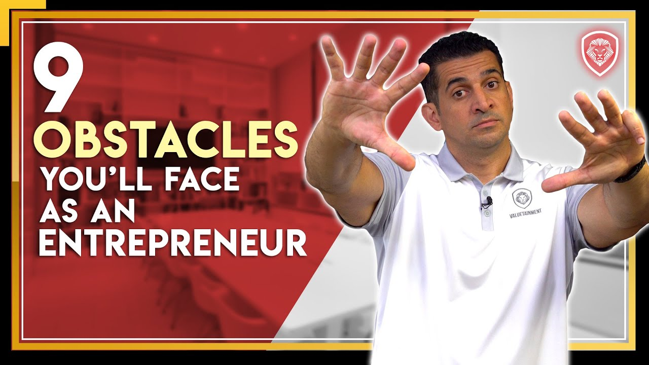 9 Obstacles Every Entrepreneur will Face with their Startup