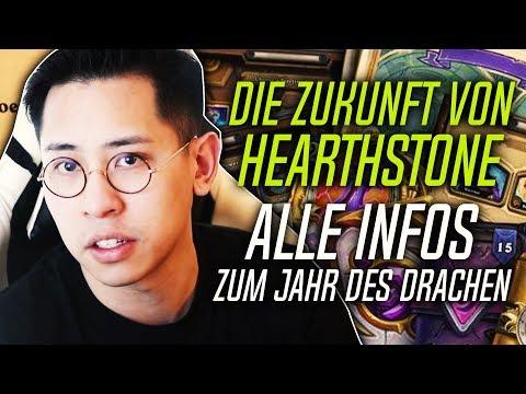 Die Zukunft von Hearthstone - Alle Infos zum Jahr des Drachen