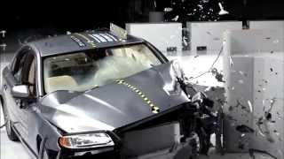 Volvo S80 Crash Test
