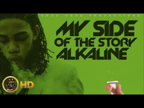 Alkaline - My Side Of The Story (Raw) [Cure Pain Riddim] February 2016