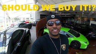 Lamborghini Shopping - Should We Buy a Lamborghini Huracan Performante?