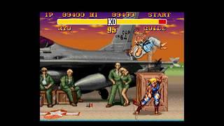 Street Fighter ll Turbo: The Hyper Fighting Ryu [[TAS]] HD 1080p 60fps