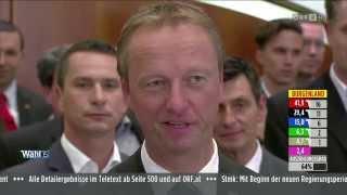 Johann Tschürtz - Reaktion zur Landtagswahl im Burgenland - 31.5.2015