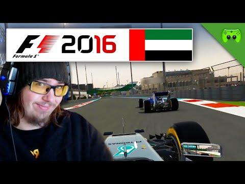 Dhalu blüht auf | Abu Dhabi 2/2 🎮 F1 2016 #98