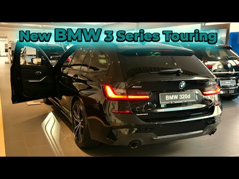 New BMW 3 Series Touring 2020 Review Interior Exterior