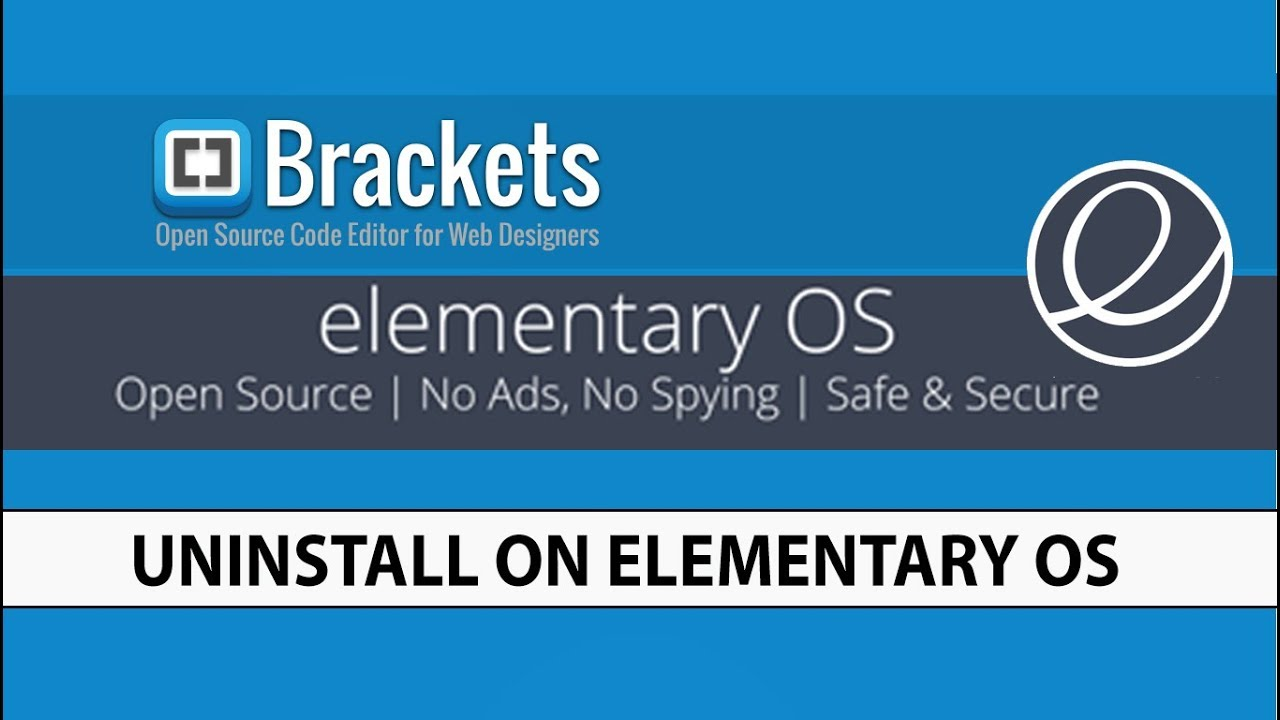 How To Remove Brackets Text Editor Elementary OS