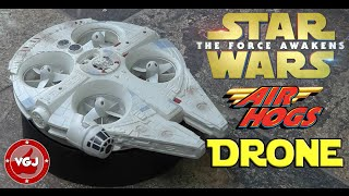 Flying Your Own Millennium Falcon Drone is now a Reality!
