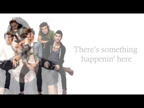 One Direction - Girl Almighty (Lyrics + Pictures)