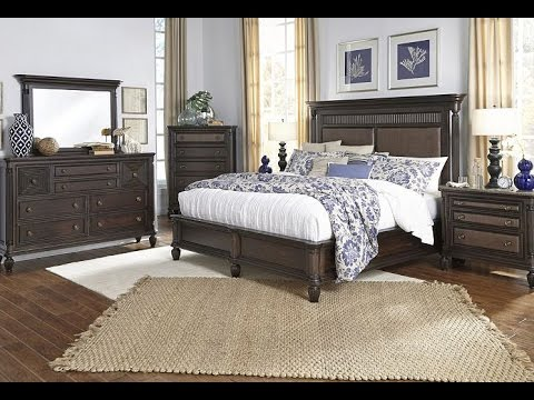 jessa bedroom collection 4980 by broyhill furniture youtube. Black Bedroom Furniture Sets. Home Design Ideas