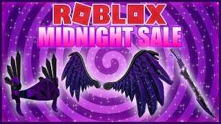 🔴 ROBLOX Midnight Sale LIVE! [ Limiteds and Rare items ] DAY 3