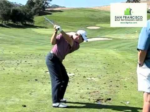 """Scott McCarron DL Slow Motion Golf Swing Video - Jim Hardy """"One Plane Swing"""""""