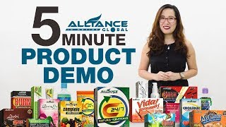 5 Minute Product Demo (AIM Global) [Tagalog]