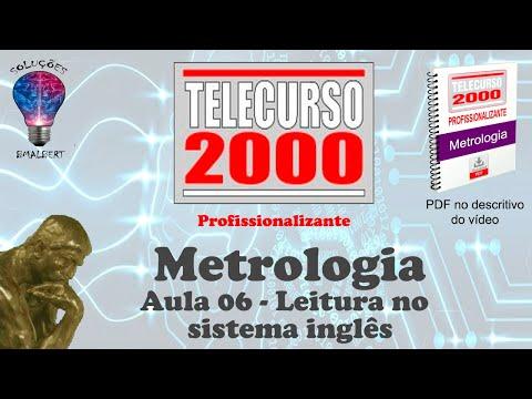 Видео Tele curso 2000