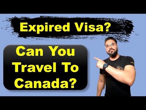 Can You Travel To Canada With Expired COPR Visa? | Canada Immigration Update | Canada Couple