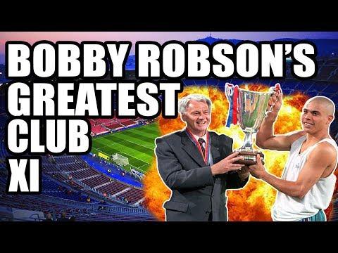 Sir Bobby Robson's Greatest Club XI