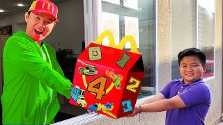 Alex Pretend Play Learn Numbers 1-10 with Numberblocks Toys for Kids