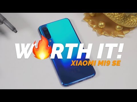 XIAOMI MI9 SE - 5 REASONS WHY IT'S WORTH IT