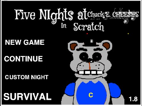 five nights at freddys 5 scratch