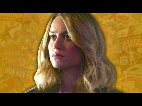 Капитан Марвел создала Мстителей! Теория киновселенной Marvel