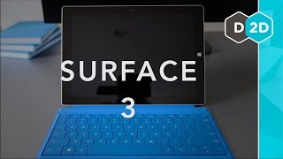 Full Review - Microsoft Surface 3 (2015)