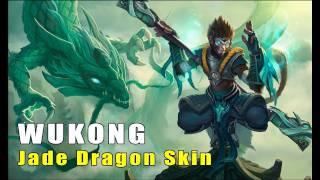 Jade Dragon Wukong Skin (League of Legends)