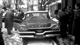 Ed Gein arrest Footage