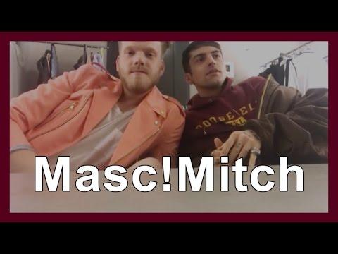 Masc!Mitch
