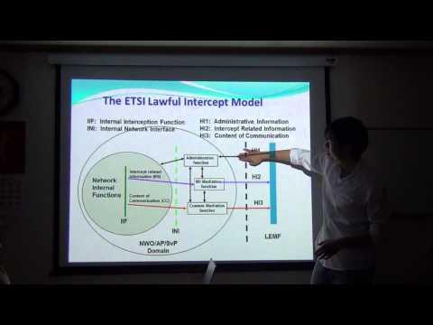 Telecommunication V.S Lawful Interception(1)