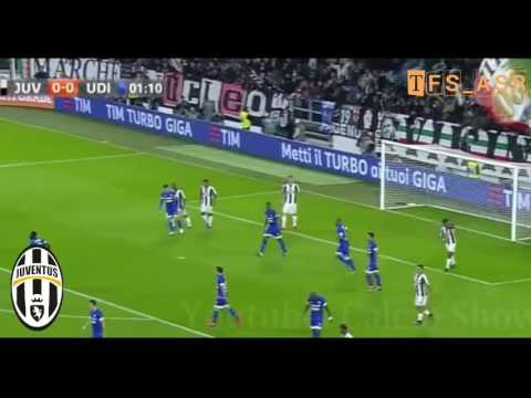 Juventus vs Udinese FT 2-1