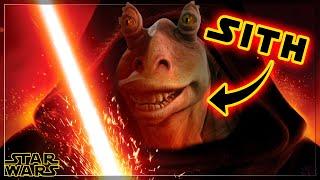 ¿Lord Sith Jar Jar? || [TEORÍA] (Star Wars) - BV #1