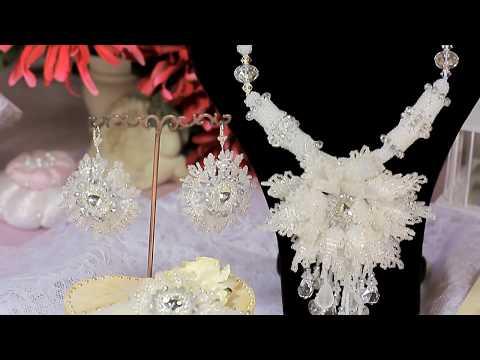 Свадебный комплект Хризантема