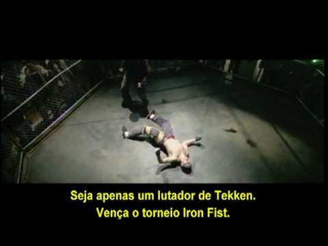 TRAILER TEKKEN - LEGENDADO