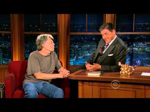 Stephen King & Craig Ferguson HD Subtitulado Español