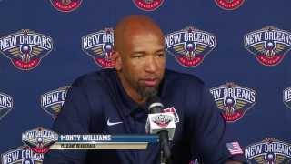 6/10/2013 Monty Williams USA Basketball Announcement