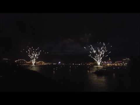 Red White Boom Rock Island Quad Cities Independence Day Fireworks
