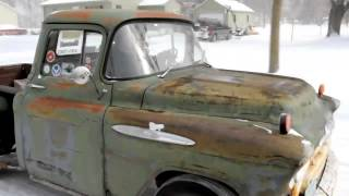 1957 Chevy Truck & 38 Years Of Memories: Owner Stories - Gm'S 500 Million Vehicles | Chevrolet
