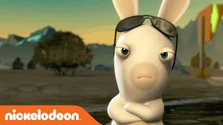 Rabbids Invasion | Fake Movie, Real Bwah Trailer | Nick
