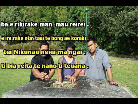 Kiribati Karaoke from nz