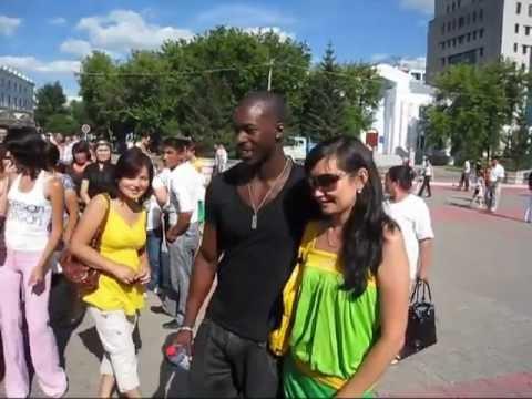 Black in kazakhstan