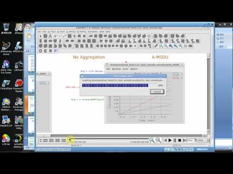 3_3 802.11n Network Simulation