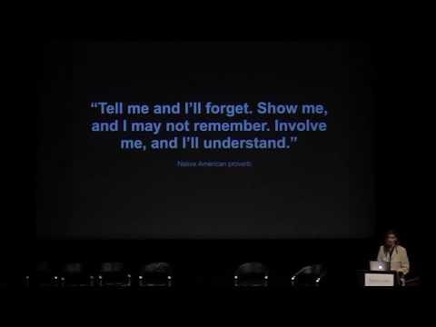 Debra Anderson - Real Data In Virtual Worlds