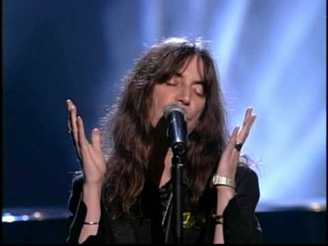 Patti Smith & Sarah McLachlan  Because The Night
