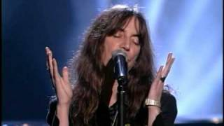 Patti Smith & Sarah McLachlan - Because The Night