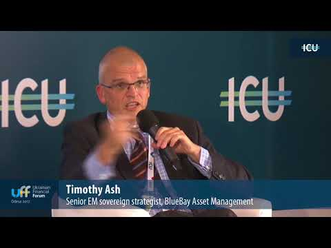 Ukrainian Financial Forum - Timothy Ash,  2nd panel closing remarks