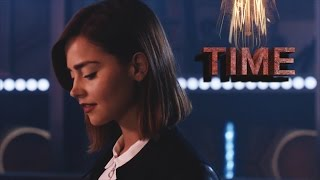 Twelfth Doctor and Clara - Time